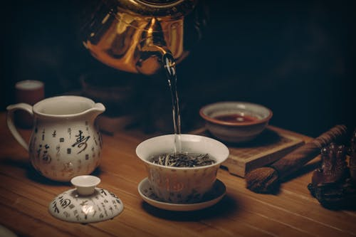 Flavie Dode Naturopathie Réflexologies Bien-être Thé Feuilles Phytothérapie Cuisine Alimentation Diététique Nutrition Tea time