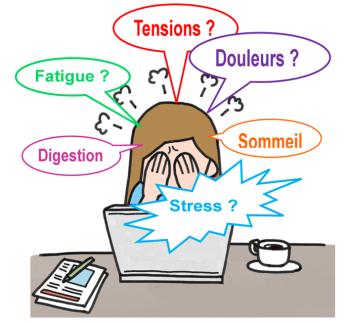Tensions, Douleurs, Digestion, Fatigue, Sommeil, STRESS ??? Prenez soin de vous Flavie Dode Naturopathie Réflexologies Bien-être