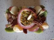 Flavie Dode Naturopathie Réflexologies Bien-être Alimentation Vitalité Nutrition Petit-déjeuner Fruits