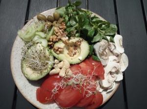 Bien-être Alimentation Vitalité Nutrition Repas