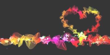 amour coeur vibration énergie taux vibratoire