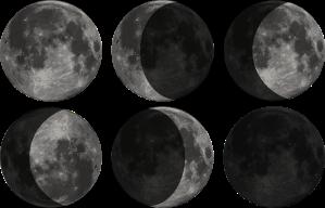 Lune phase lunaire soin énergétique collectif de lune pleine lune nouvelle lune
