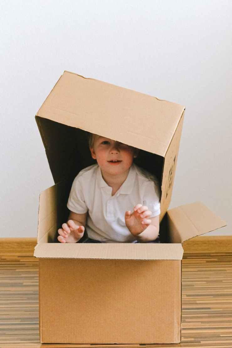 emballage envoi poste courrier colis