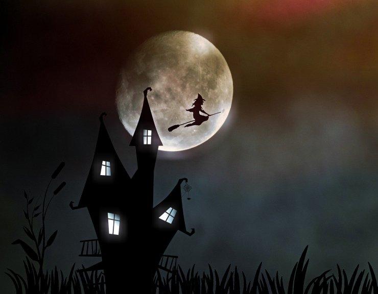 soin énergétique Halloween Magie magique