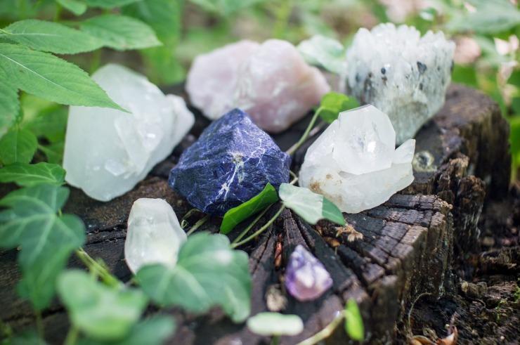 cristaux santé healing tools