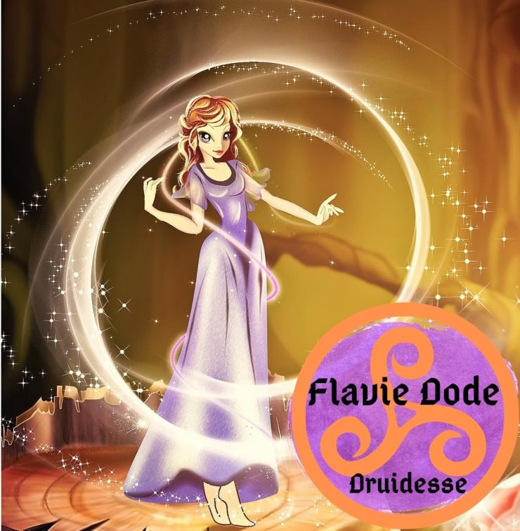 Soin druidique druidesse