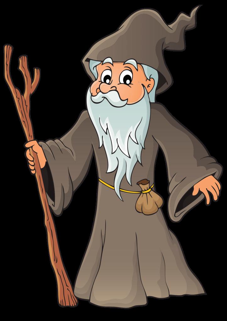merlin druide sorcier